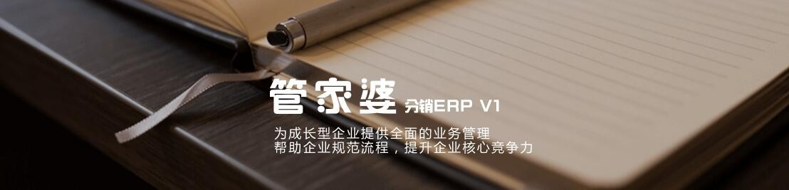 管家婆分销ERP V1